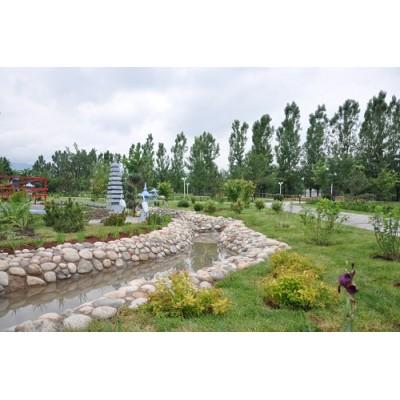 Японский сад в алматы сделать возвести создать