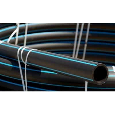 Полиэтиленовые ПНД (ПЭ) трубы Фитинги купить в Алматы давление 10 атмосфер диаметр 40 по оптовым ценам