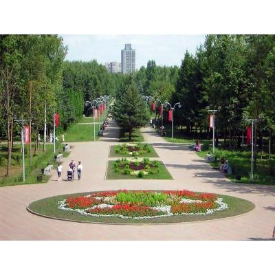 озеленение города Алматы услуги по озеленению благоустройство